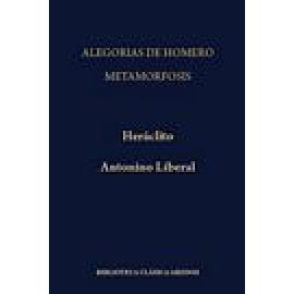 Alegorías de Homero / Metamorfosis - Imagen 1
