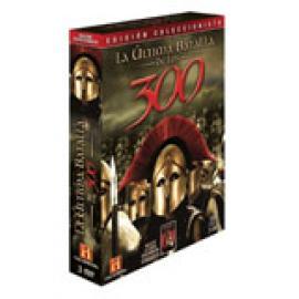 La última batalla de los 300 + Esparta. Código de honor. Mareas de guerra. 2 DVD - Imagen 1