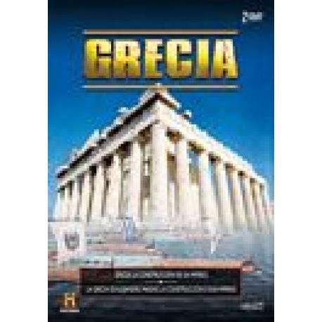 Grecia. La construcción de un imperio. La Grecia de Alejandro Magno. La construcción de un imperio. 2 DVD