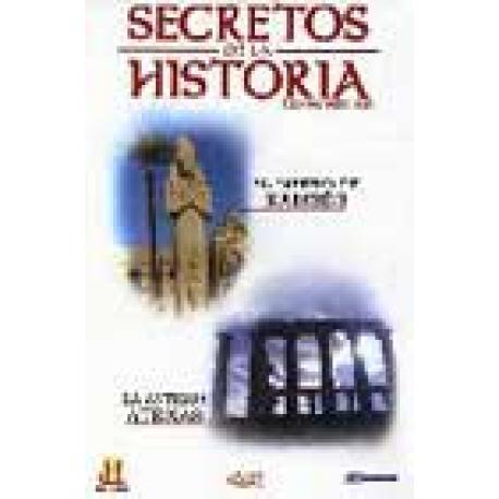 Secretos de la Historia: El Imperio de Ramsés + La Antigua Atenas. DVD