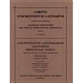 Corpus Inscriptionum lapidarium Latinarum provinciae Norici usque ad annum MCMLXXXIV repertarum indices: (ILLPRON indices)2.Inde