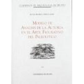 Modelo de análisis de la autoría en el arte figurativo del Paleolítico - Imagen 1