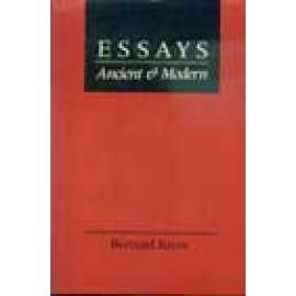 Essays Ancient & Modern - Imagen 1