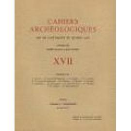 Cahiers archéologiques. Fin de l'Antiquité et Moyen Age, XX - Imagen 1