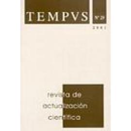 Tempvs. Revista de actualización científica. Nº 29 - Imagen 1
