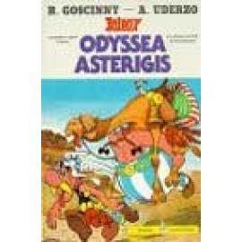 Odyssea Asterix. Edición en latín. - Imagen 1