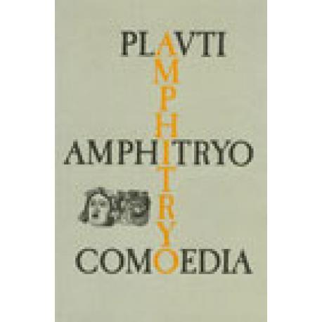 Lingua latina per se illustrata. Amphitryo comoedia. (Lecturas en latín)