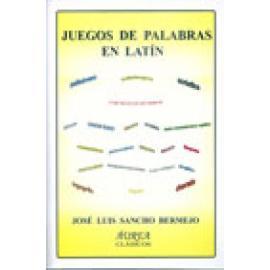 Juegos de palabras en latín. Libro y solucionario