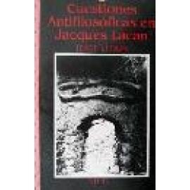 Cuestiones antifilosóficas en Jacques Lacan. - Imagen 1