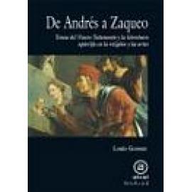 De Andrés a Zaqueo - Imagen 1