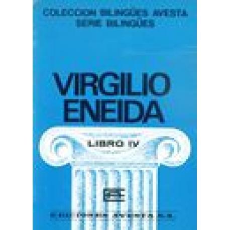 Eneida. Libro IV. Edición bilingüe