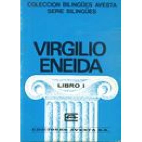 Eneida. Libro I. Edición en latin