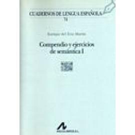 Compendio y ejercicios de semántica I. - Imagen 1