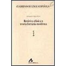 Retórica clásica y Teoría literaria moderna. - Imagen 1