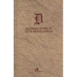Diccionario español de textos médicos antiguos. 2 Vols. - Imagen 1