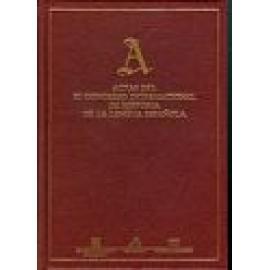 Actas del I congreso internacional de historia de la lengua española. 2 vols. - Imagen 1
