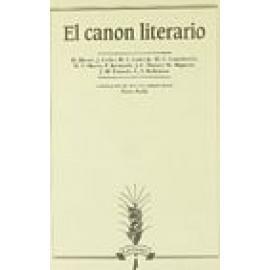 El canon literario. - Imagen 1