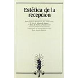 Estética de la recepción. - Imagen 1