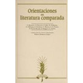 Orientaciones en literatura comparada. - Imagen 1