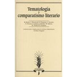 Tematología y comparatismo literario. - Imagen 1