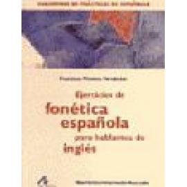 Cassette Ejercicios de fonética española para hablantes de inglés. - Imagen 1