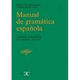 Manual de gramática española - Imagen 1