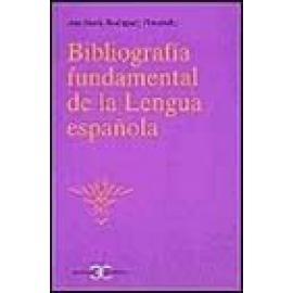 Bibliografía fundamental de la lengua española - Imagen 1