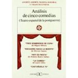 Análisis de cinco comedias - Imagen 1