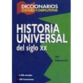Diccionario de Historia universal del siglo XX. - Imagen 1