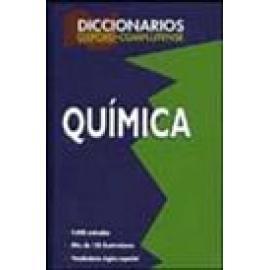 Diccionario de Química. - Imagen 1