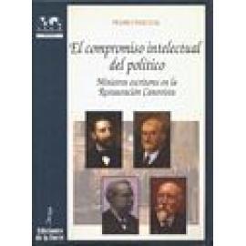 El compromiso intelectual del político. Ministros escritores en la Restauración Canovista. - Imagen 1
