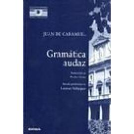 Gramática audaz. - Imagen 1