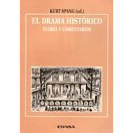 El drama histórico. Teoría y comentarios. - Imagen 1