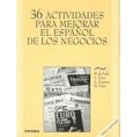 36 actividades para mejorar el español de los negocios. - Imagen 1