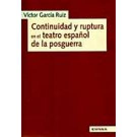 Continuidad y ruptura en el teatro español de la posguerra. - Imagen 1