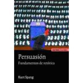 Persuasión. Fundamentos de retórica - Imagen 1