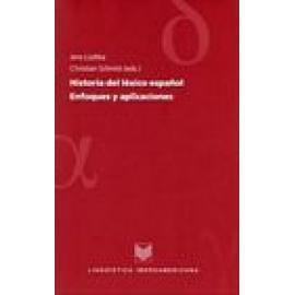 Historia del léxico español. Enfoques y aplicaciones. - Imagen 1