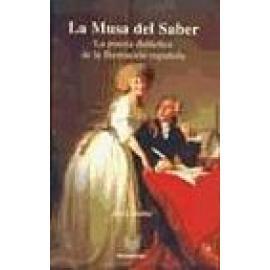 La Musa del Saber. La poesía didáctica de la Ilustración española. - Imagen 1