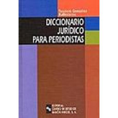 Diccionario jurídico para periodistas