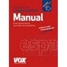 Diccionario de lengua española Manual. El diccionario de uso para todos los estudiantes - Imagen 1