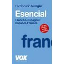 Diccionario esencial Français-Espagnol/Español-Francés - Imagen 1