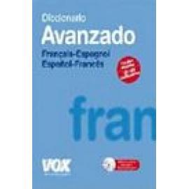 Diccionario avanzado Francés Français-Espagnol/Español-Francés. - Imagen 1