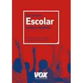 Diccionario escolar de la lengua española - Imagen 1