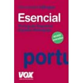 Diccionario esencial Português-Espanhol/Español-Portugués - Imagen 1