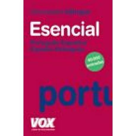 Diccionario esencial Português-Espanhol/Español-Portugués