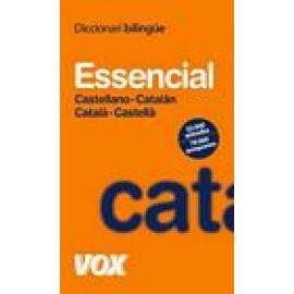 Diccionari essencial Castellano-Catalán/Català-Castellà - Imagen 1