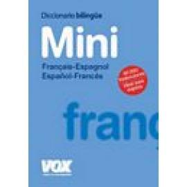 Diccionario mini Français-Español/Español-Francés - Imagen 1