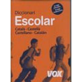 Diccionario escolar Català-Castellà/Castellano-Catalán - Imagen 1