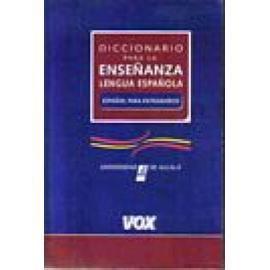 Diccionario para la enseñanza de la lengua española - Imagen 1