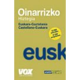 Oinarrizko hiztegia Euskara-Gaztelania/Castellano-Euskara. - Imagen 1